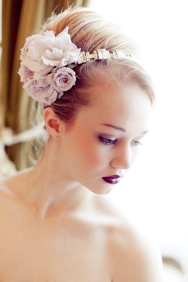 mejores peinados recogidos para novias