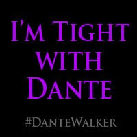 #DanteWalker