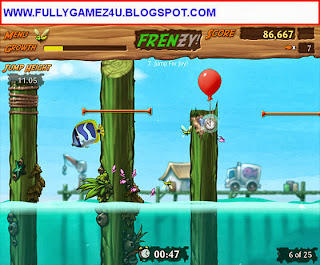 Download Feeding Frenzy 2 Game For PC