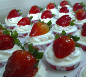 Cupcakes Strawberry