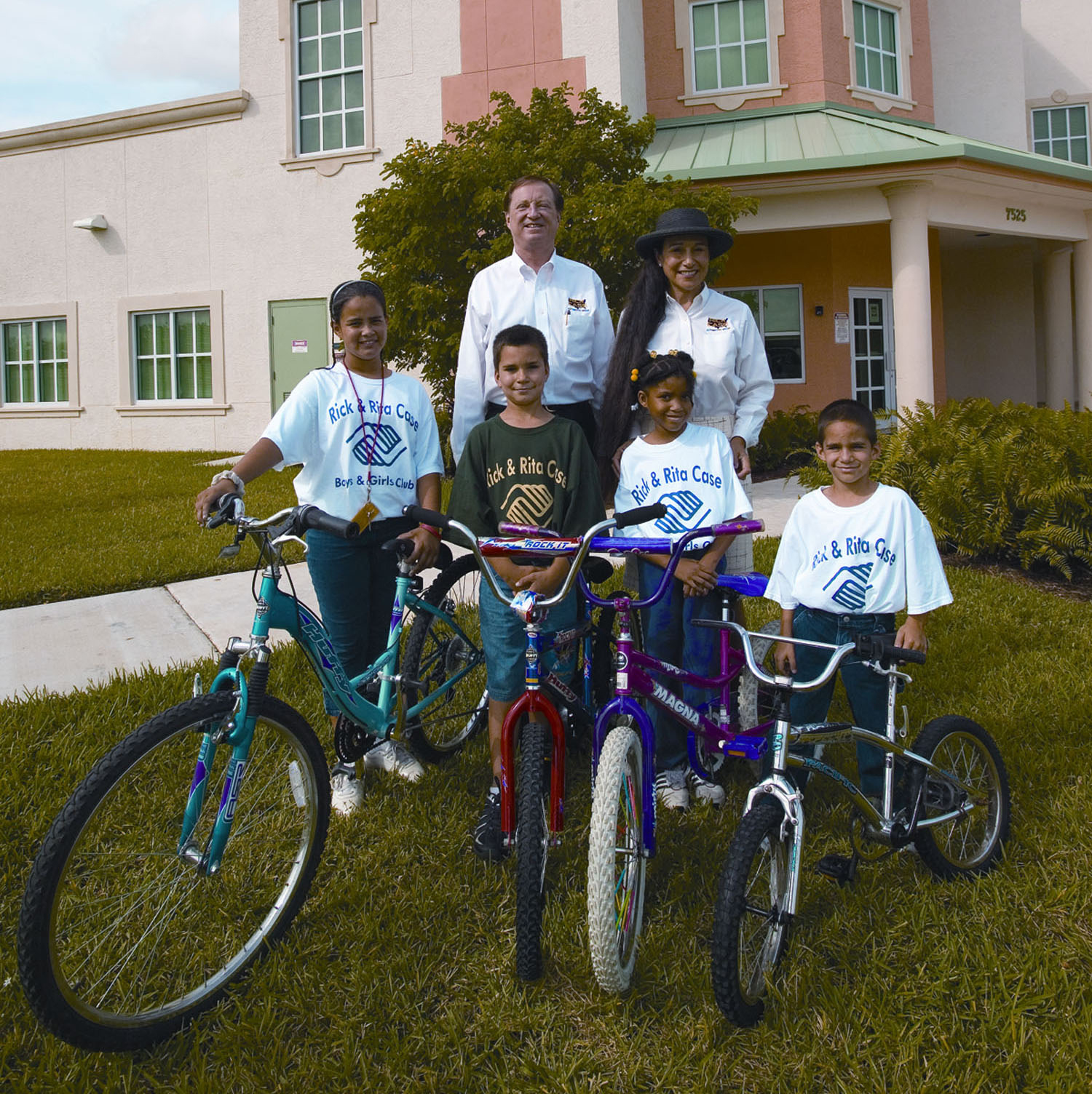Moving To Atlanta Rick Case Bikes For Kids Donates Bikes