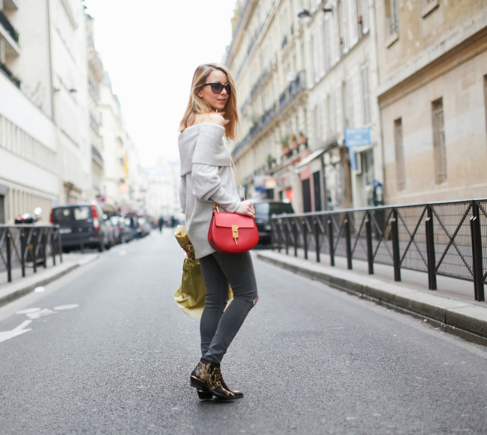 zara, chloé, topshop, sunday, paris, flowers, streetstyle, fashion blogger