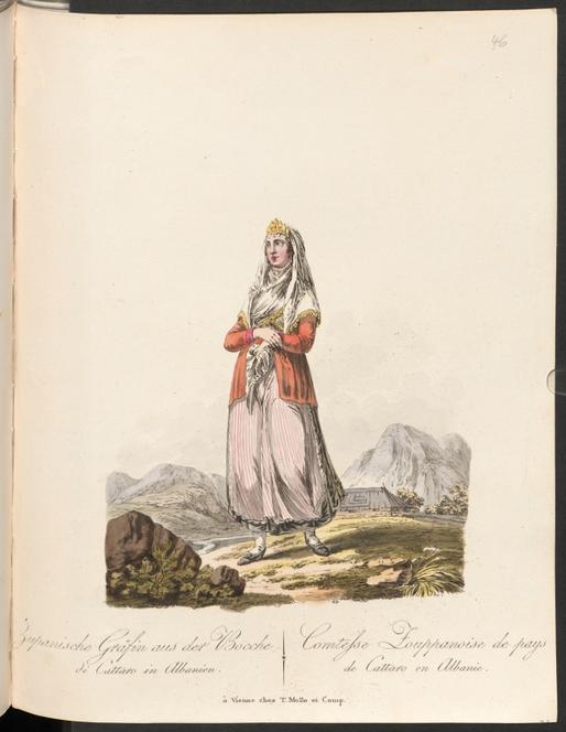 Albanian women (Montenegro)