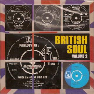 Various - British Soul Volume 2