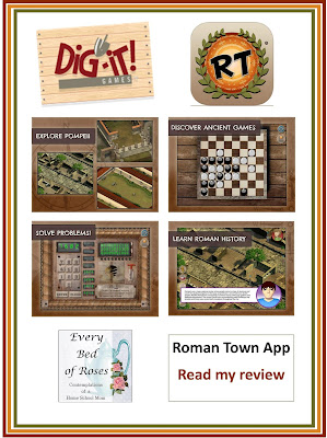 Roman Town App iOS by Dig It Games Review