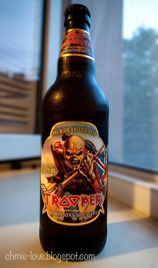 Robonsons Brewery, Trooper