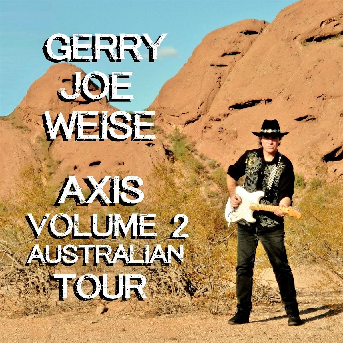 Axis Volume 2 Australian Tour, 2019 album