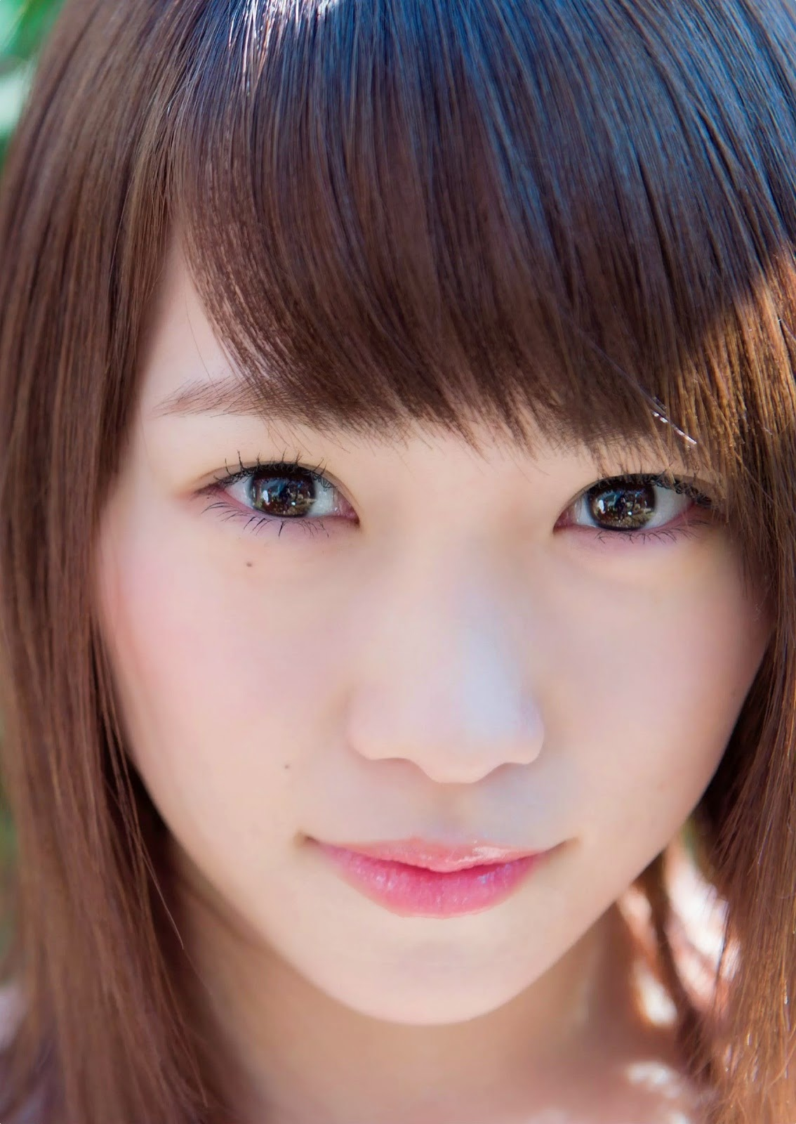 Kawaei Rina 川栄李奈 Graduation Gravure (卒業グラビア) Images 2