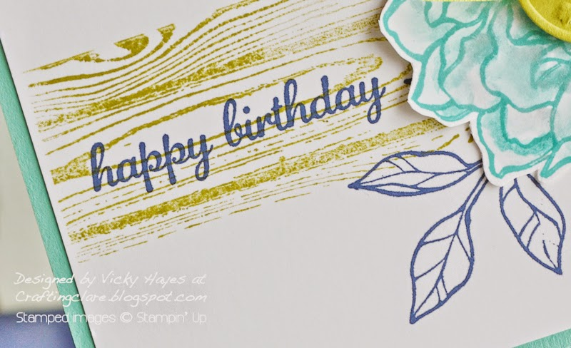 buy Peaceful Petals by stampin up available online from Vicky at Crafting clares paper moments