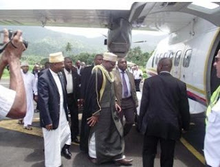 Comorian Gvt Let410 starts flights