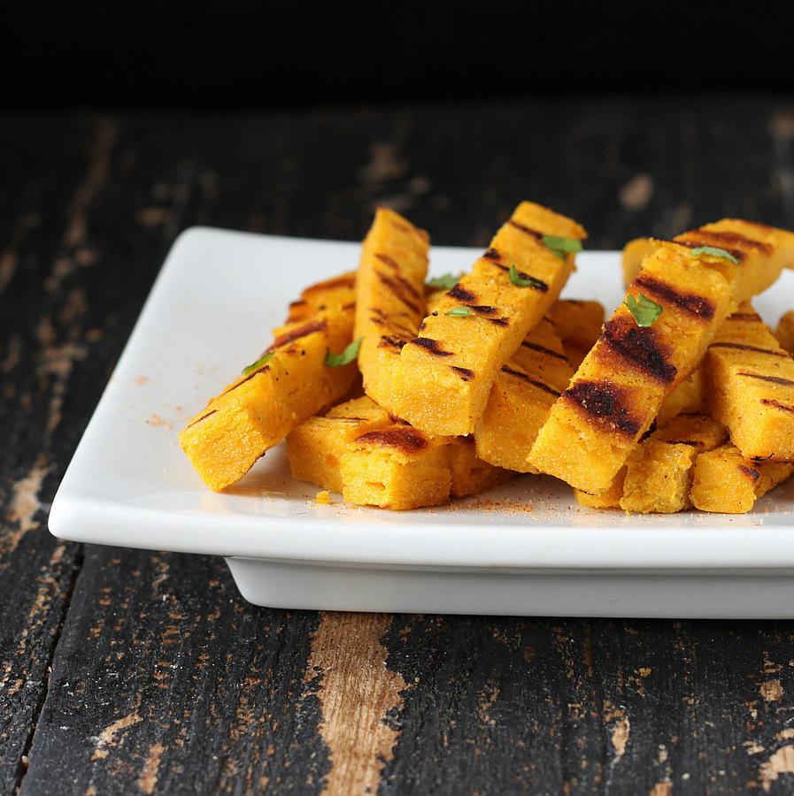 Chickpea Kabocha Fries. Vegan Glutenfree Recipe Fat-free option ...