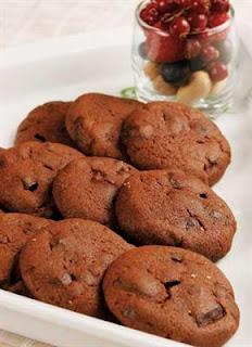 Resep Kue Kering Choco Chip Cookies