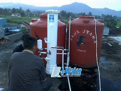 filter air cianjur