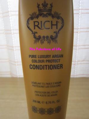 Shampoo capelli lucidi