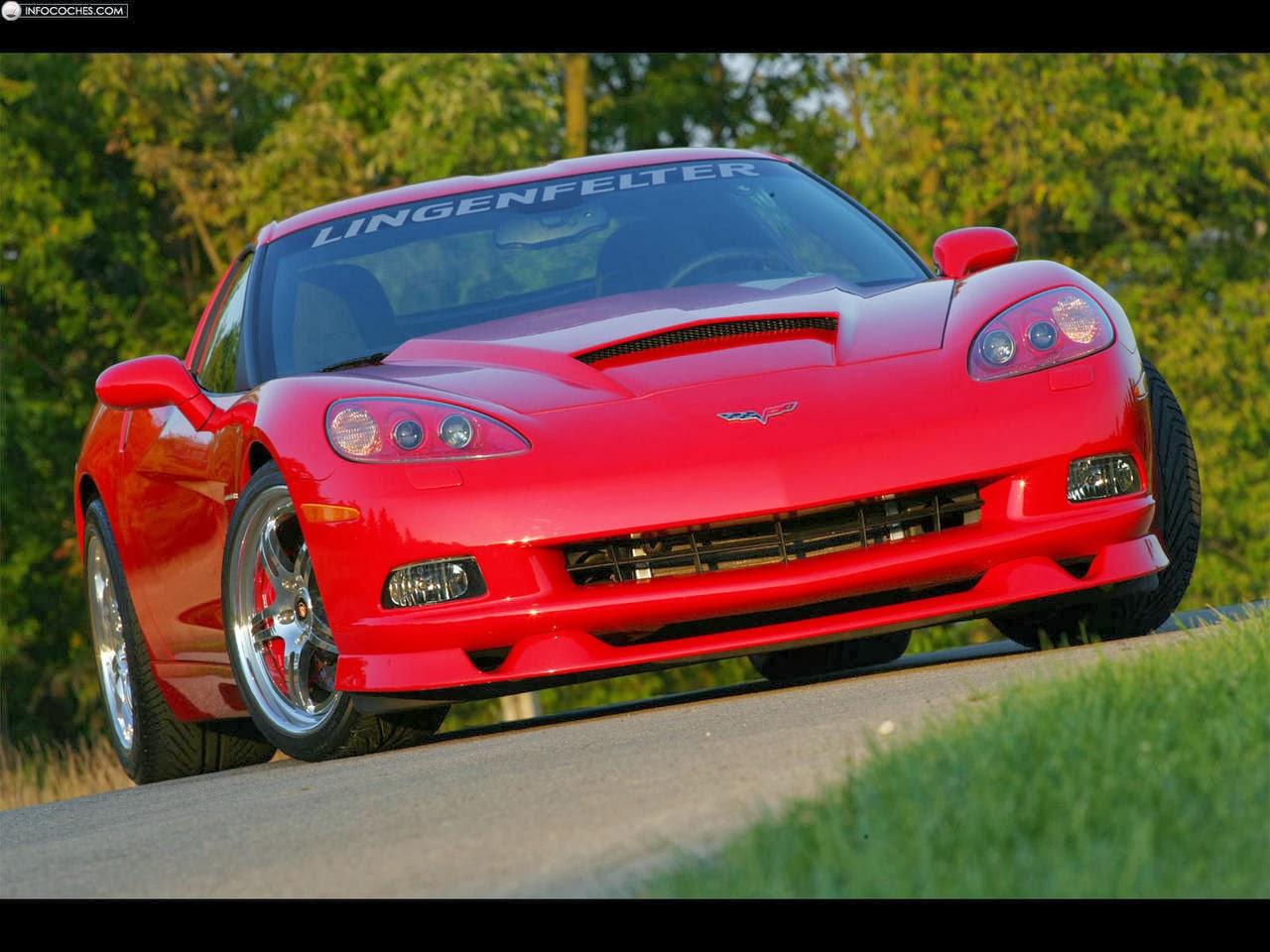 Lingerfelter Chevrolet Corvette