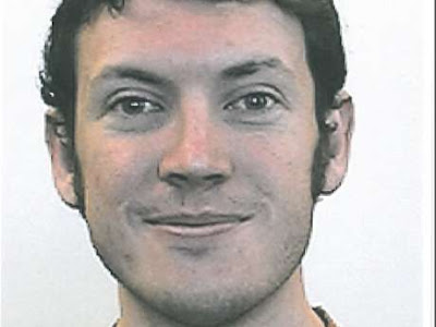 James Holmes photos