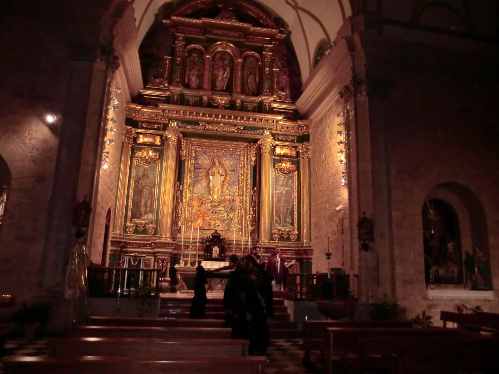 Mis propias cosas iglesia parroquial de san mateo v a - Banos de la encina ...