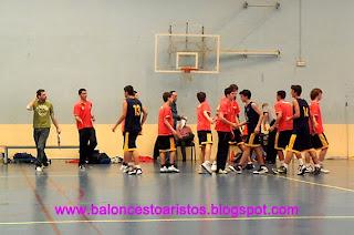 Baloncesto Aristos 2010-11