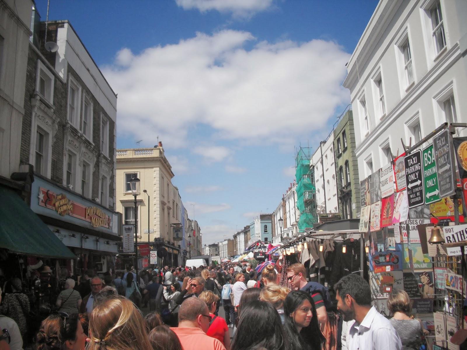 London\'s Portobello Market | The Lucky Wanderer