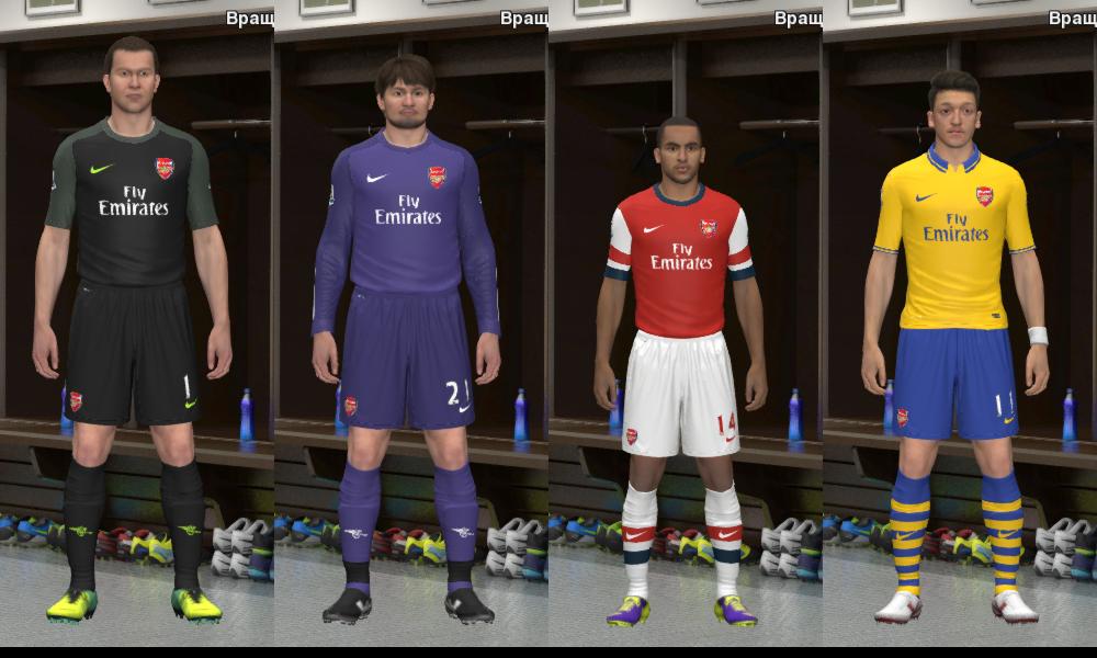 FIFA 11 new patch 14/15 Arsenal vs Tottenham - YouTube