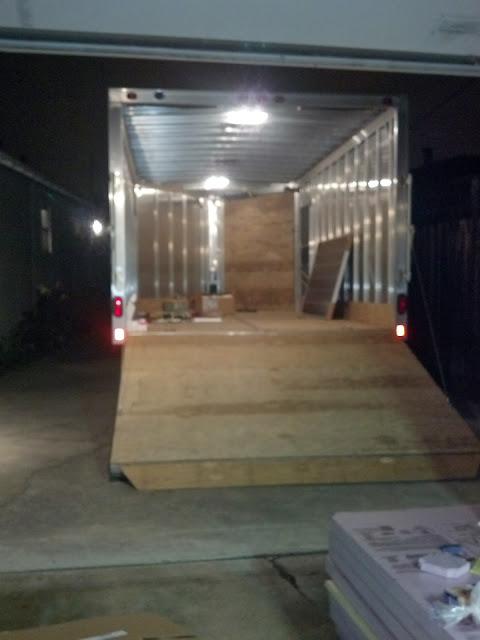 Margin of air interior trailer lights running - Battery operated car interior lights ...