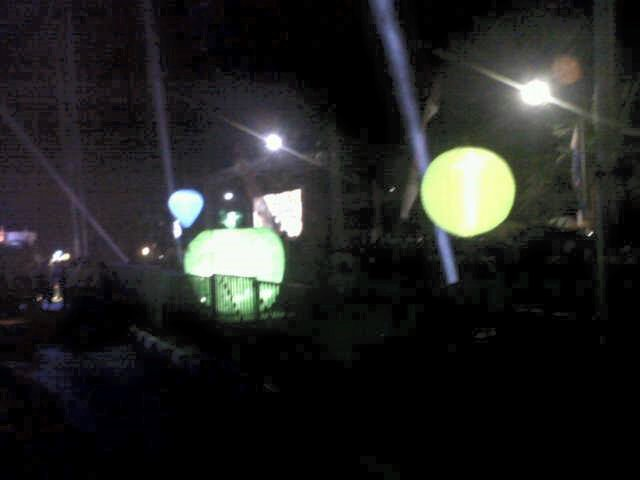 Lampion Apel