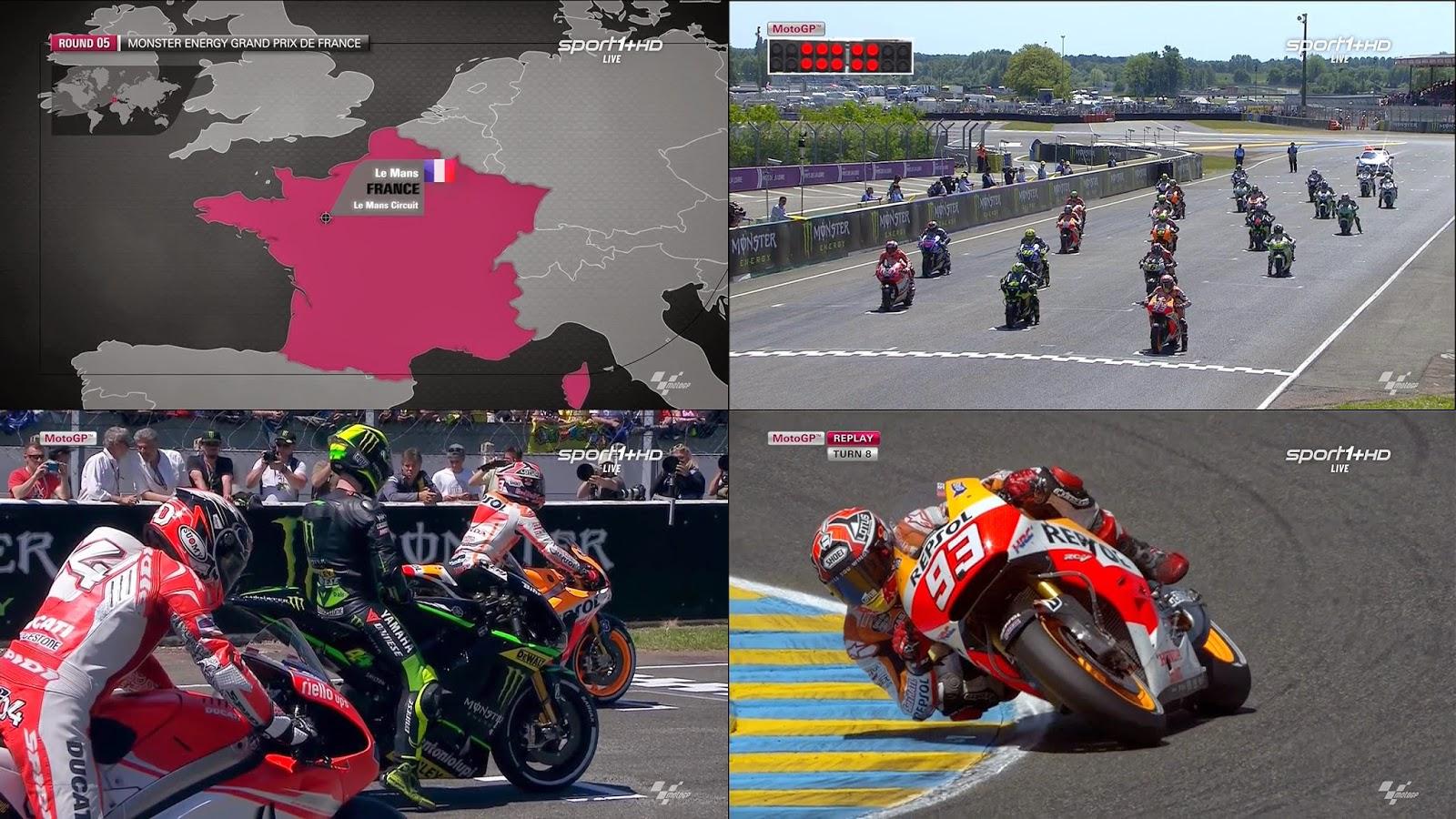 Motogp Jerez 2016 Rossi Juara Video Full Race By   MotoGP 2017 Info, Video, Points Table