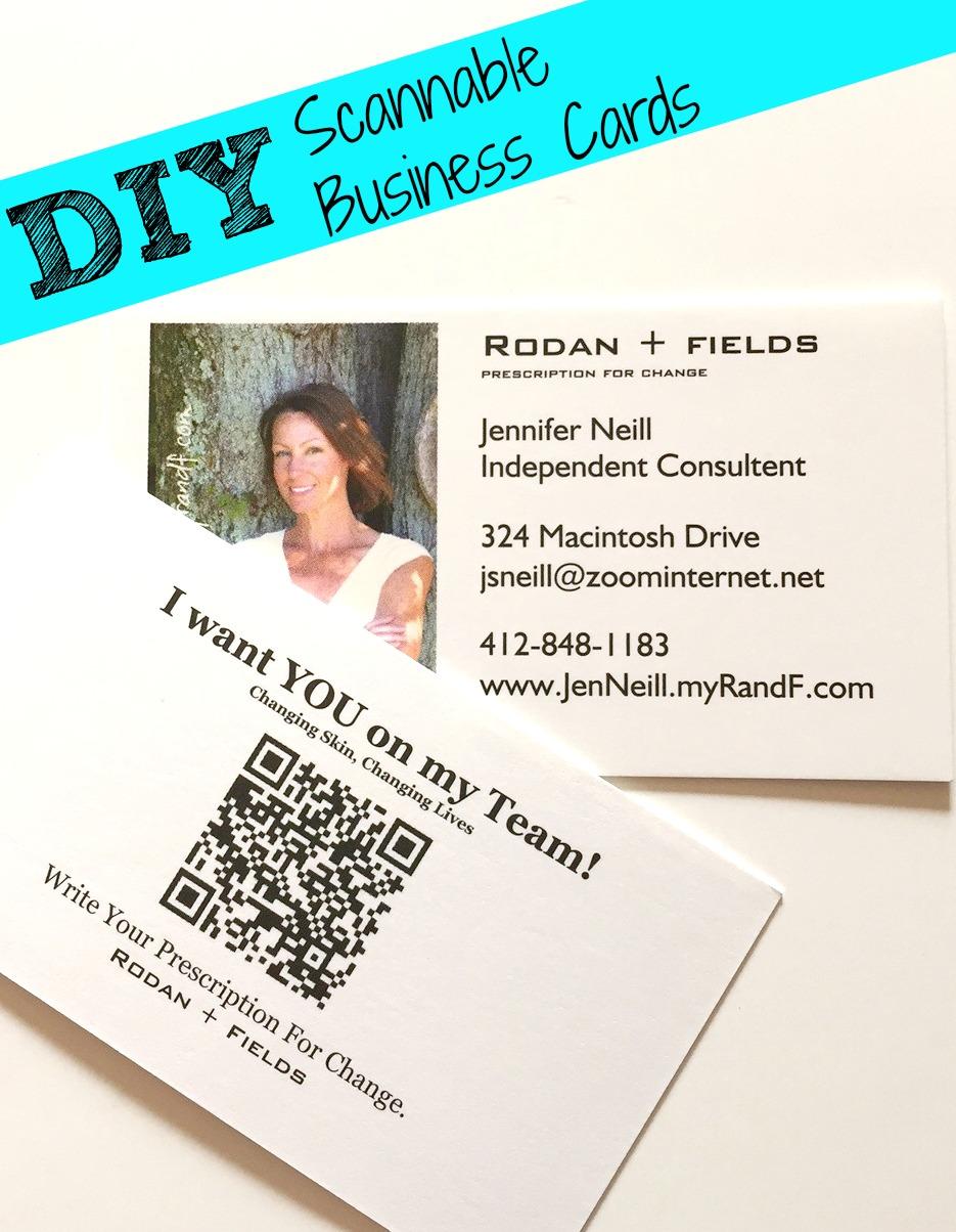 Hope studios design a scannable business card design a scannable business card colourmoves
