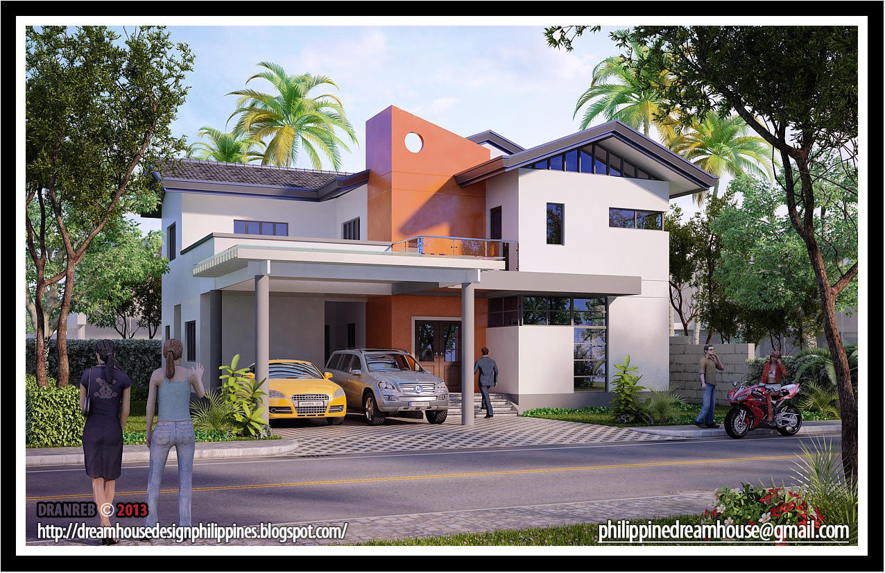 Philippine dream house design for 300 sqm house design philippines