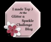 Glitter n Sparkle Challenge