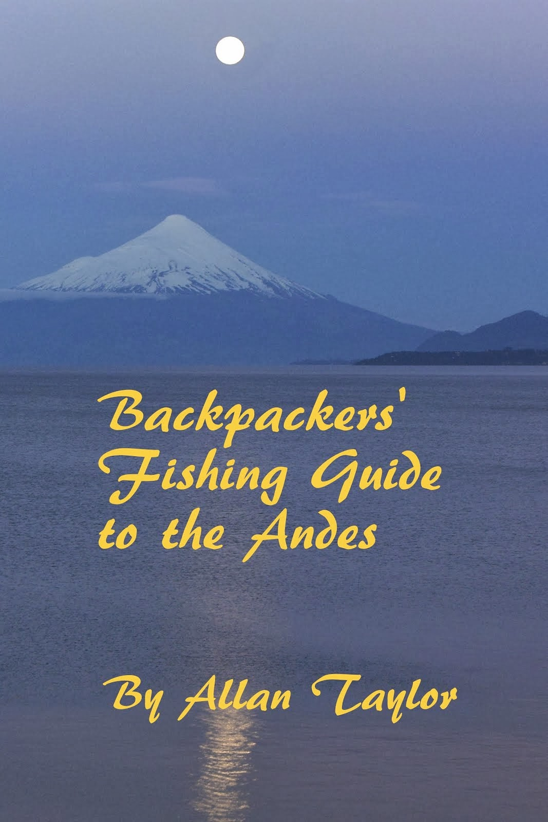 How and where to catch trout in South America