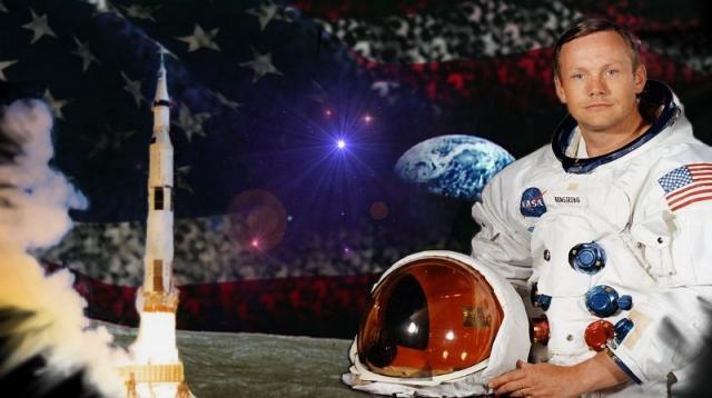 Neil Amstrong - manusia pertama ke bulan meninggal dunia