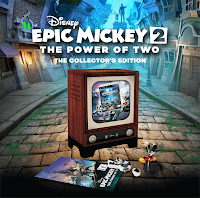 epic mickey 2 collectors edition europe Europe   Disney Epic Mickey 2: The Power of Two   Collectors Edition Details