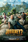 Journey 2: The Mysterious Island, Poster