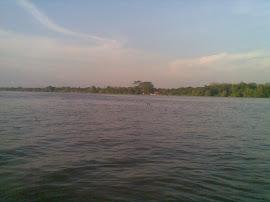 Sungai Kapuas Kalimantan Tengah