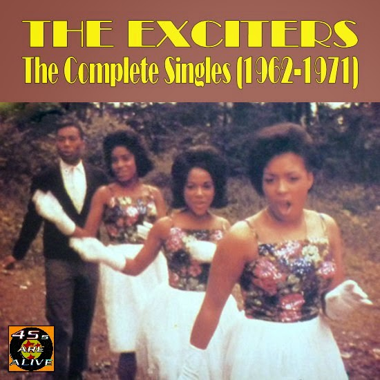 The Exciters There They Go