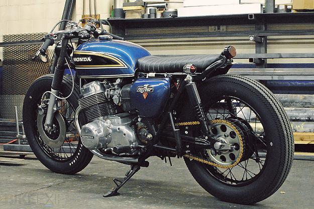 jap style   Honda CB   750   JAP STYLE   BRAT STYLE   CAFE RACER