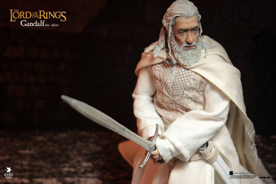 [Asmus Toys] The Lord of the Rings 1/6 scale - Gandalf F8