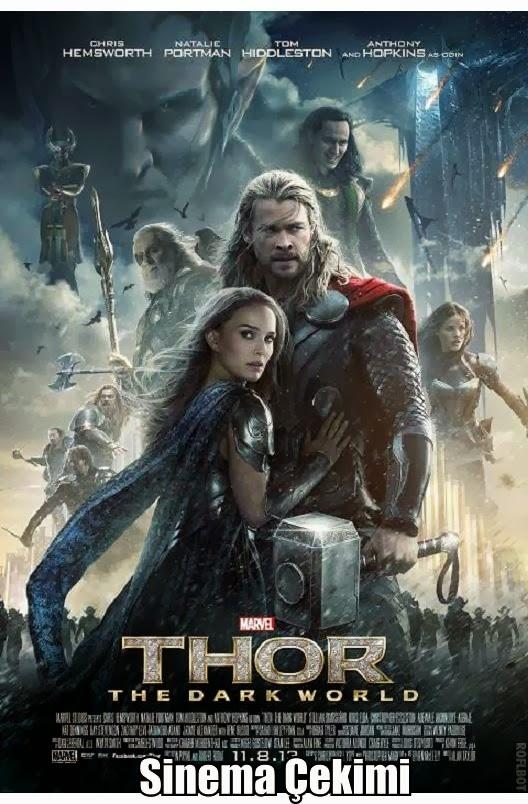 Thor: Karanlık Dünya - Thor: The Dark World 2013 Tek Link Film İndir