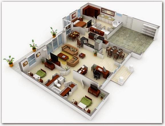 Dise o de casas fachadas de viviendas fotos e ideas de diseno de casas - Diseno de viviendas ...