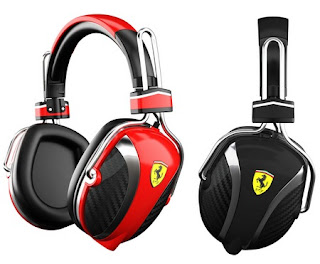 Ferrari and Ferrari Cavallino Headphones