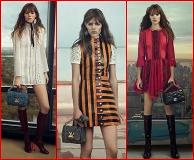 Louis Vuitton Frühjahr/Sommer 2015 Werbekampagne: Serie 2