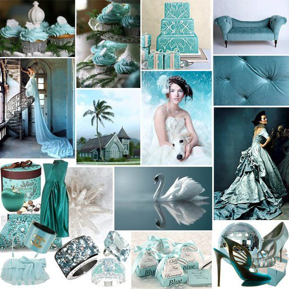 Teal Blue Wedding a Touch of Purple Photos Inspiration