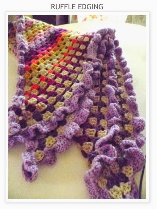 Susan Pinner: Shawl pattern