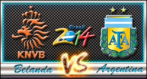 Prediksi Belanda vs Argentina