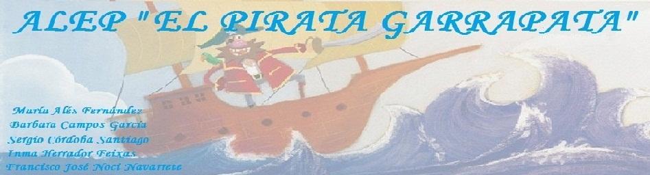 ALEP EL PIRATA GARRAPATA