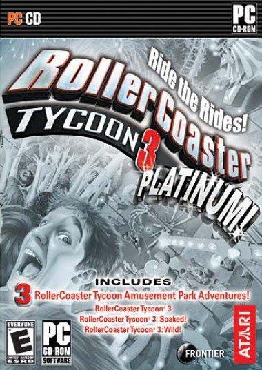 RollerCoaster Tycoon 3: Platinum game