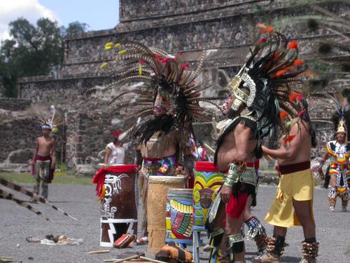 vestimentadel la cultura teotihuacana