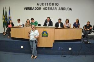 Vereador Acrísio Sena