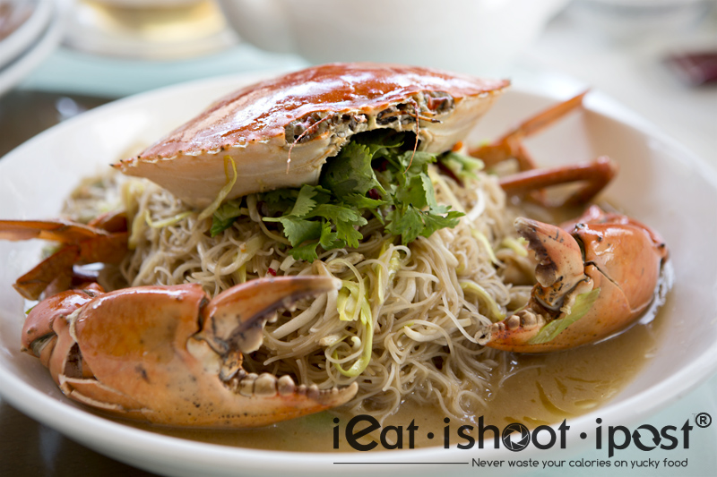Ocean Kingdom Seafood Restaurant: Of Foodies and Deadly Dishes